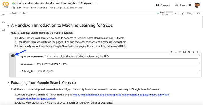A Practical Introduction to Machine Learning for SEO Professionals