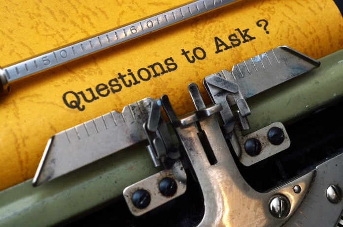 ask questions to achieve better writing and save time