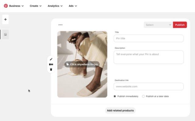 تُصدر Pinterest 5 تحديثات جديدة للتجار