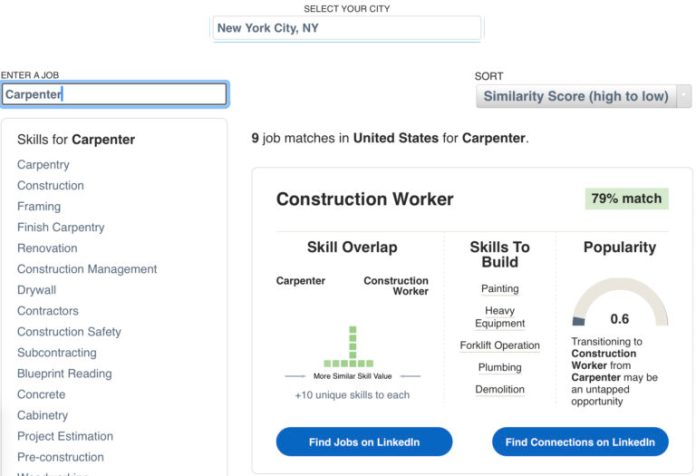 LinkedIn Launches A New Tool For Job Seekers