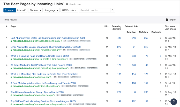 How to Find Links Which Can Actually Help You Rank at the Top of SERPs