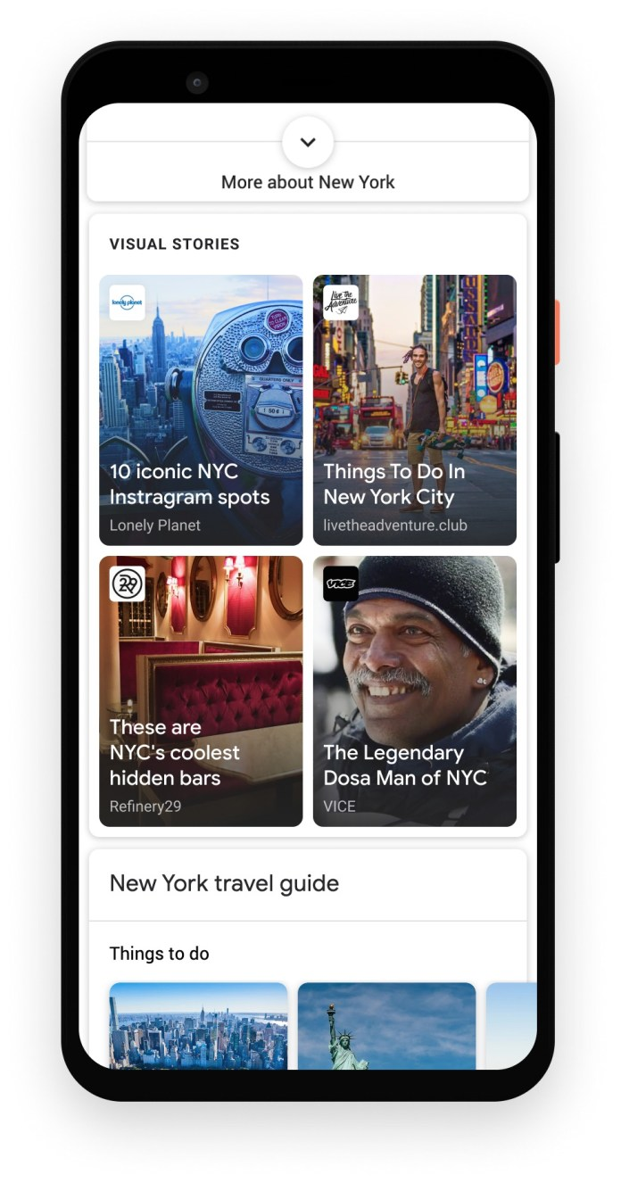 Google May Expand Roll Out of Web Stories if More Sites Use Them