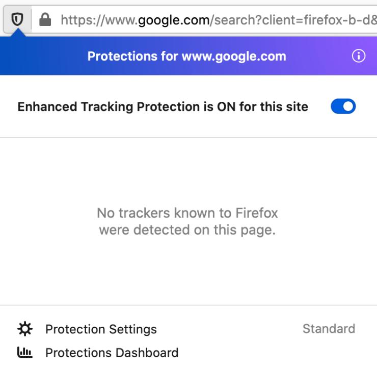 Enhanced tracking