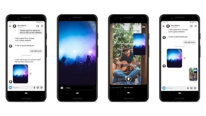 Facebook & Instagram Updated With New Messaging Features