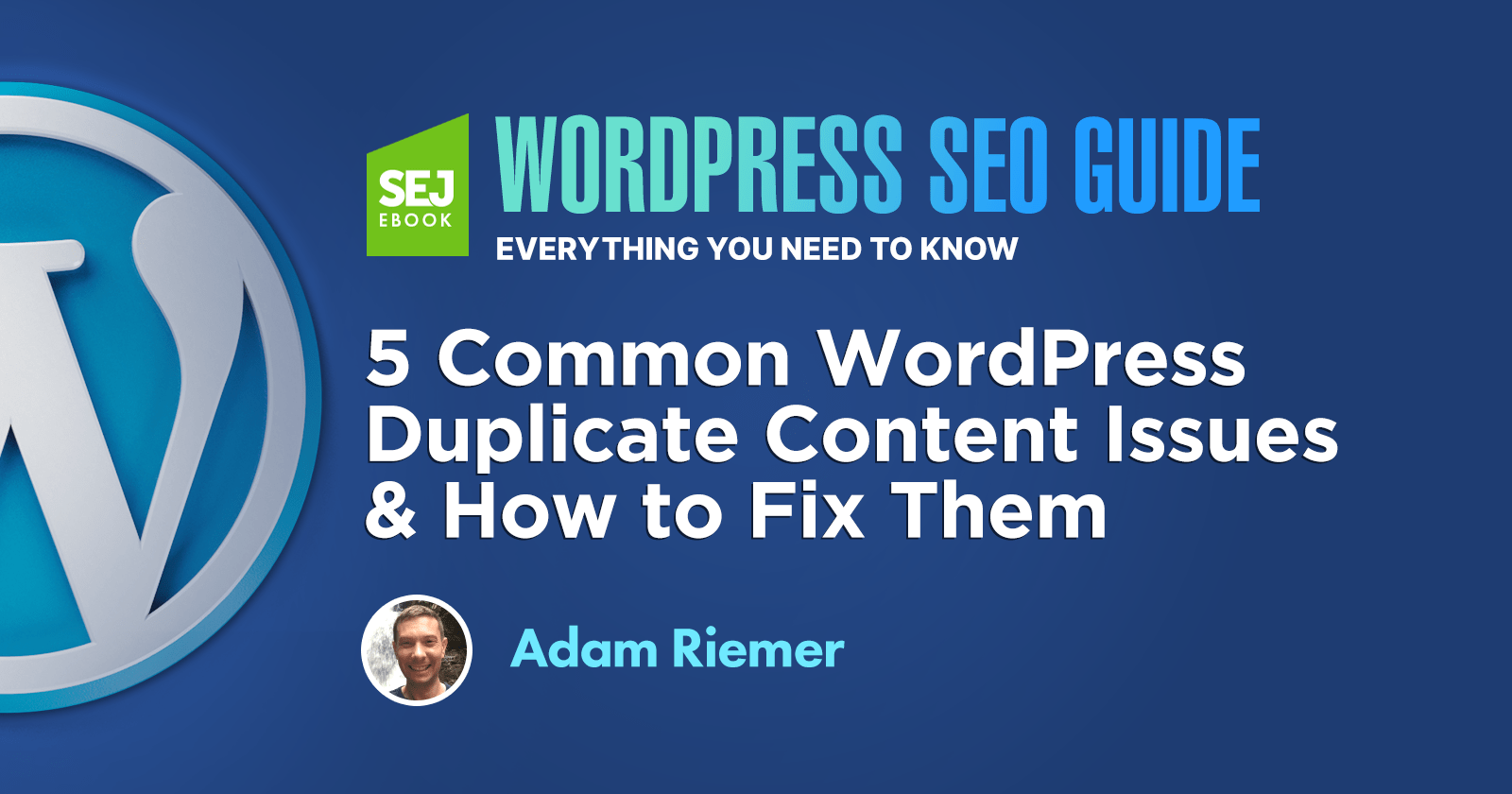Previous Chapter5 Common WordPress Duplicate Content Issues & How to Fix Them - Search Engine Journal