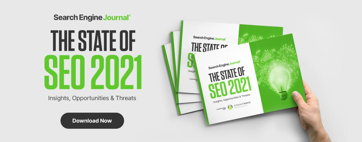 Download the State of SEO Report 2021