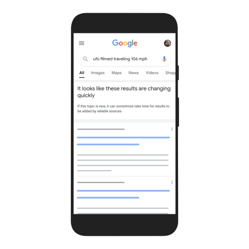 Google is Developing 'Big Moments' Feature For Breaking News