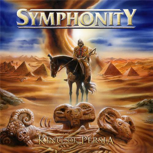 Symphonity | King Of Persia - CD - Heavy / Power / Symphonic | Season of Mist