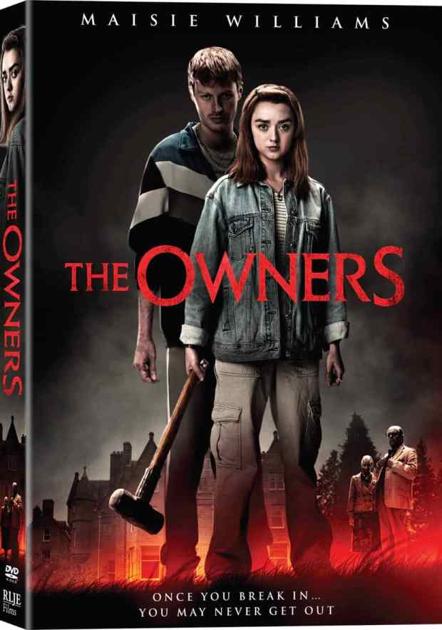 THE OWNERS Blu-ray And DVD Release Details | SEAT42F
