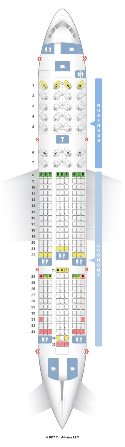 Dreamliner Seating Chart Norwegian | Wallseat co