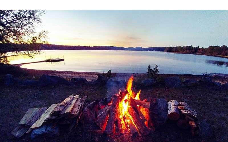 Map Adirondacks Long Lake