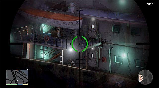 GTA 5 Merryweather Heist Walkthrough Guide Freighter And