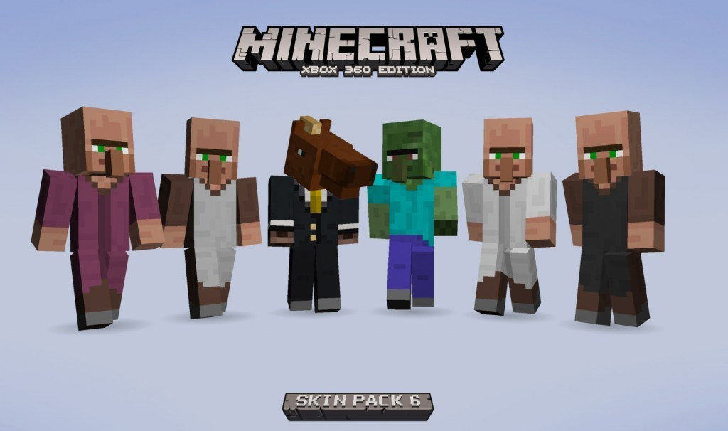 New Minecraft Skins Will Let You Be A Soldier Or Rebel