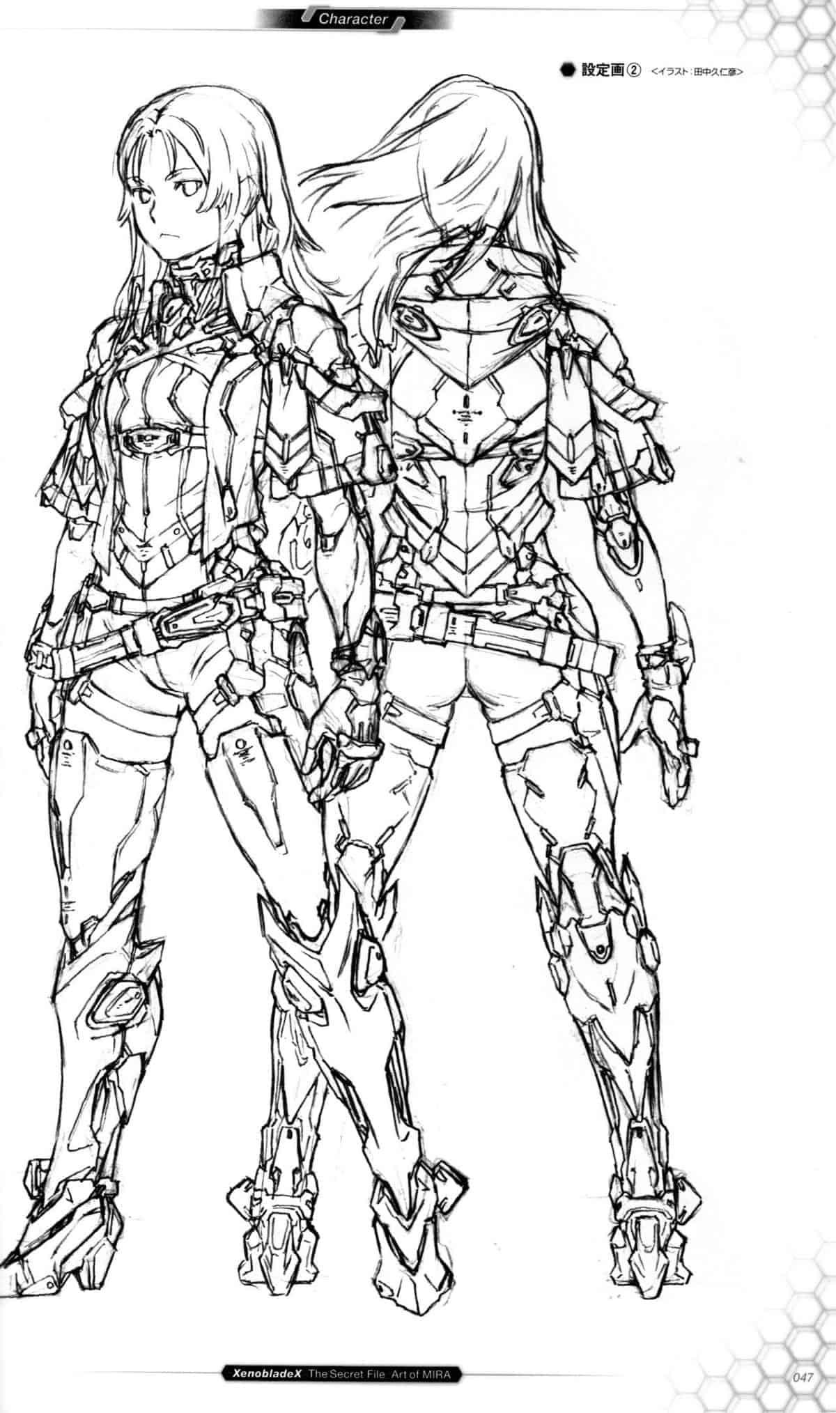 Xenoblade Chronicles X Took A U Turn In Development Story