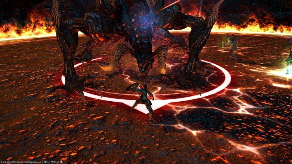 Final Fantasy XV Ifrit Boss Battle Guide Defeat The Fire Astral Chosen King Achievement
