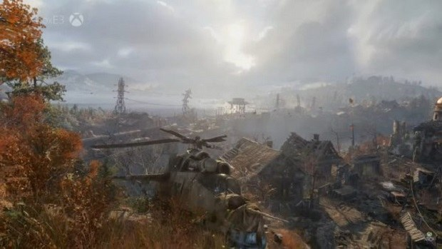 Metro Exodus Officially Announced Coming 2018 SegmentNext