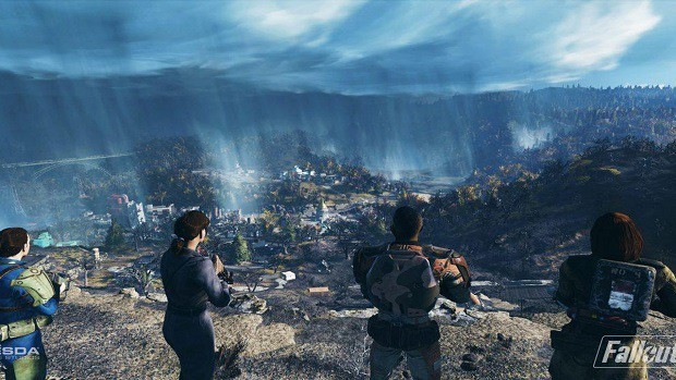 Fallout 76 Fissure Sites Locations Guide Game Breaking News