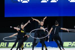 Чемпионат Европы по художественной гимнастике завершился ...