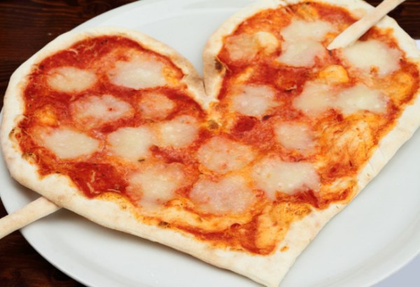 Блюда в виде сердца на 14 февраля - простые и вкусные ...
