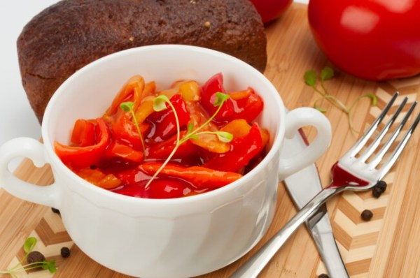 Лечо из перца на зиму - пошаговые рецепты приготовления с ...