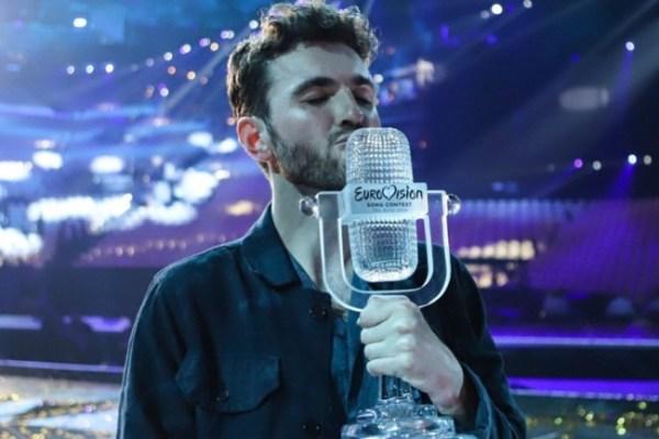 Дункан Лоуренс победитель Евровидения 2019: видео ...