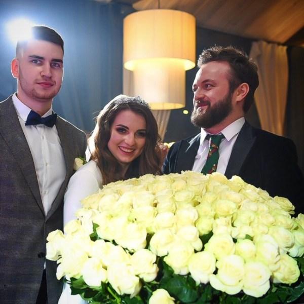 Дочь Кузьмы Скрябина Мария-Барбара вышла замуж - смотреть ...