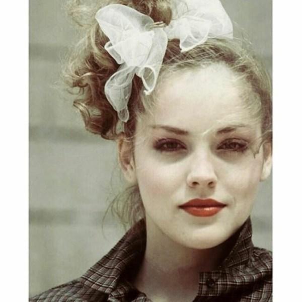 Шэрон Стоун в молодости - смотреть архивное фото актрисы ...