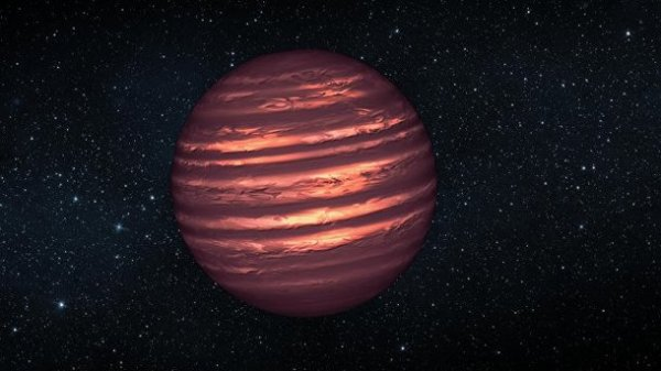 """Астрономы нашли """"беглую"""" полупланету-полузвезду - Техно ..."""