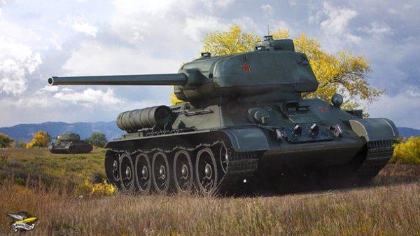 В Финляндии пустят с молотка советский танк Т-34-85 | СЕГОДНЯ