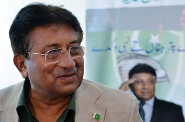 Экс-президента Пакистана выпустили из-под ареста ...