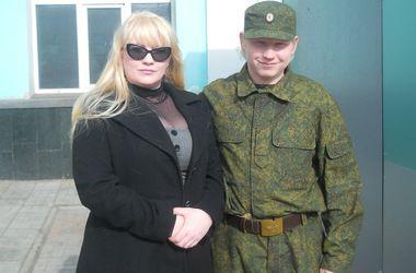 Мать российского солдата quotС ним служат украинцы я не