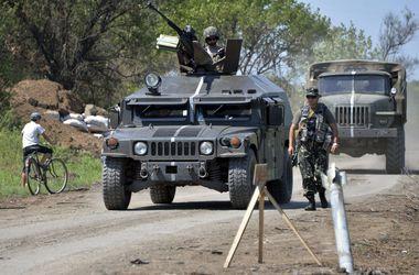 За сутки в ходе АТО погибло 10 и ранены 55 военнослужащих ...