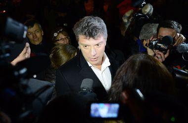 На месте убийства политика Немцова найдено шесть гильз ...