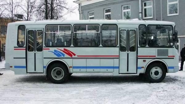 """Российские автобусы в Украине скупают """"на ура ..."""