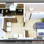 Isometric Views Small House Plans Home Appliance Home Plans Blueprints 90991