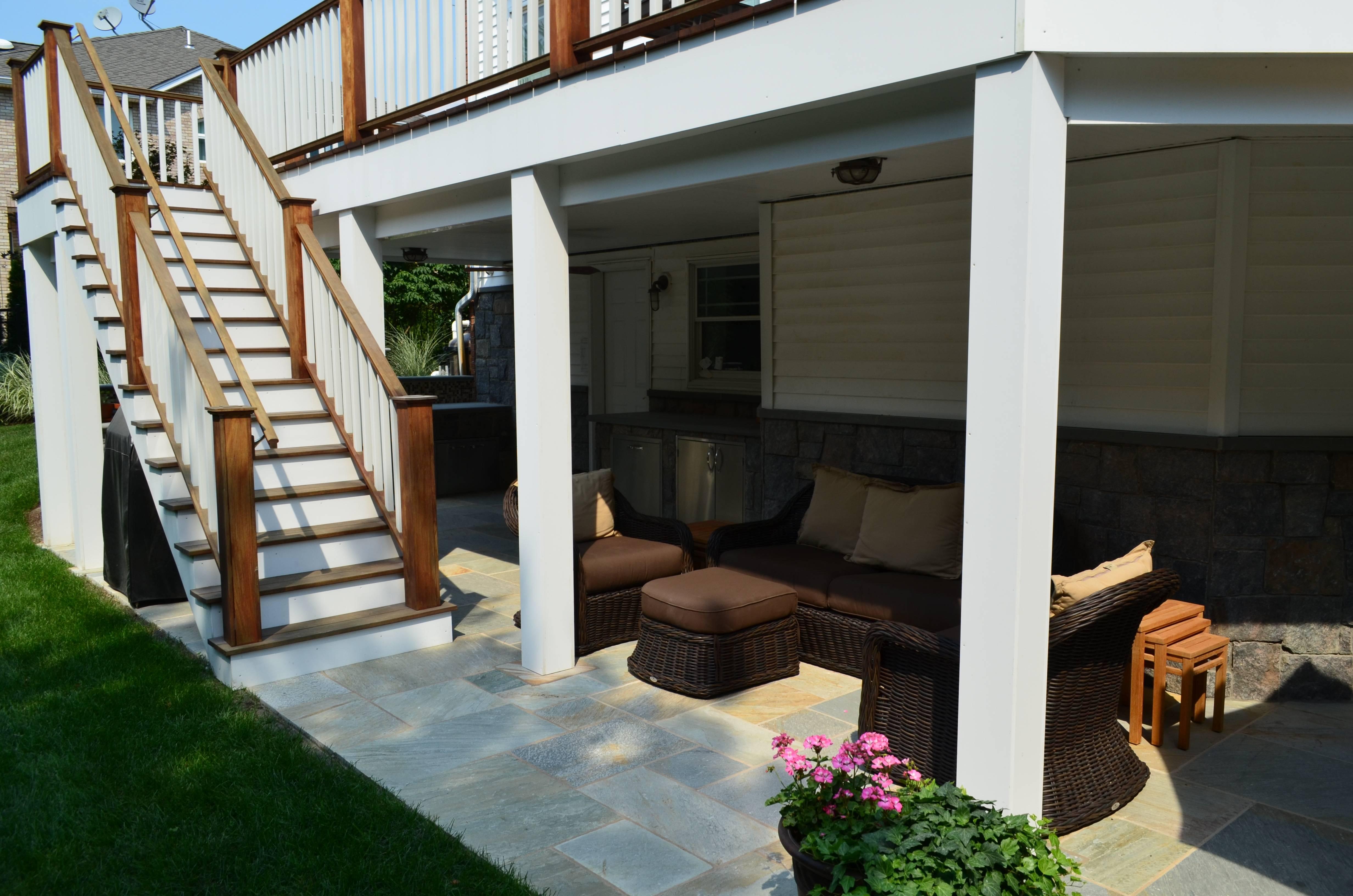 15 Best Simple Walkout Basement Patio Ideas Ideas - Home ... on Walkout Patio Ideas id=37480