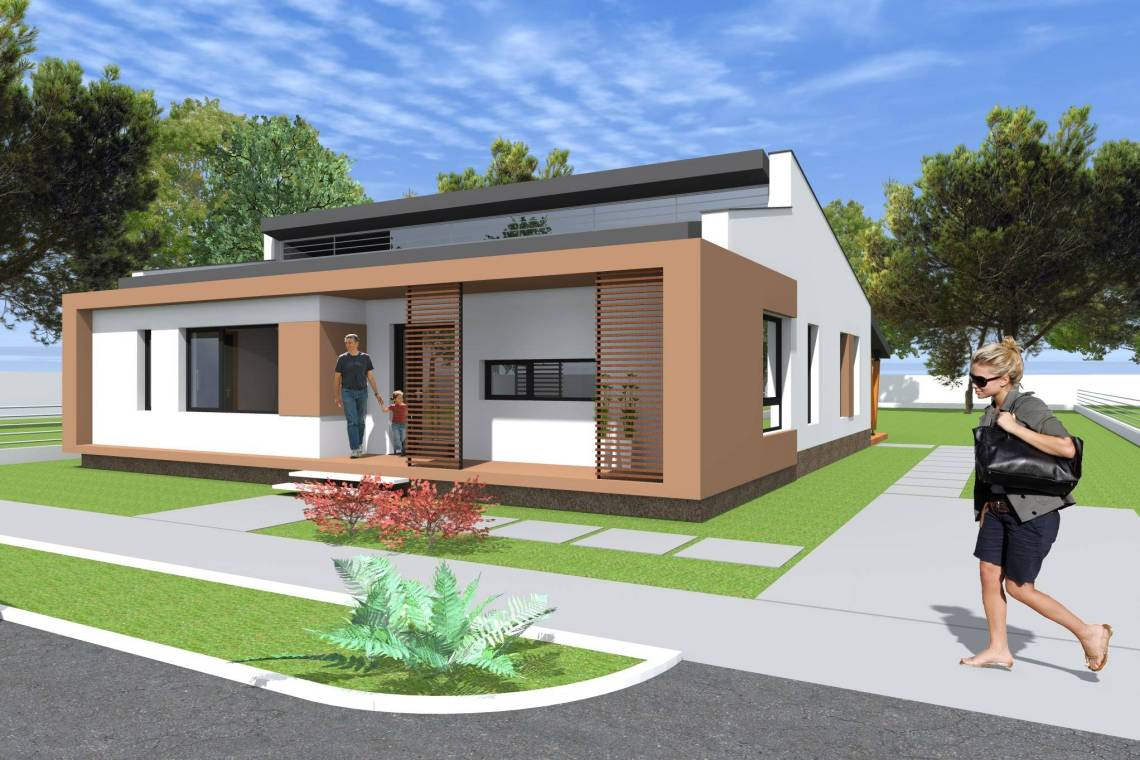 14 Modern Bungalow House That Will Make You Happier - Home ...