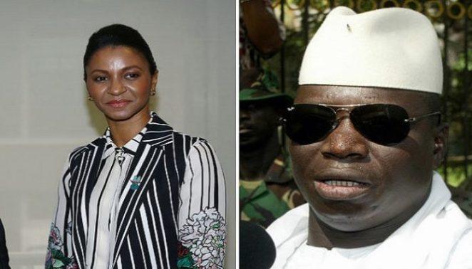 Zeïnab Suma and Yaya Jammeh, end clap!