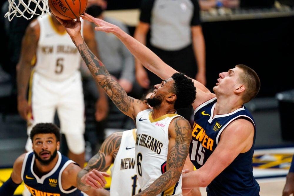 Ingram, Williamson score 30, Pelicans beat Nuggets 113-108 - Sentinel  Colorado