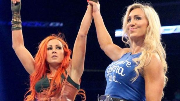 Image result for Becky Lynch, Charlotte
