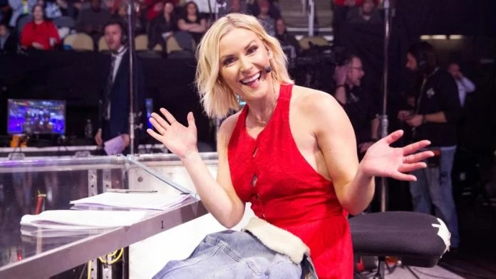 Image result for Renee Young 2017
