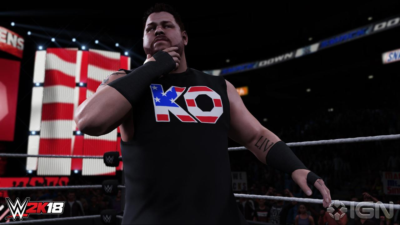 WWE 2K18 Roster Reveal Part 3 Video Amp Screenshots SEScoops