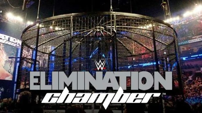 Image result for WWE Announces First-Ever Women's Elimination Chamber Match
