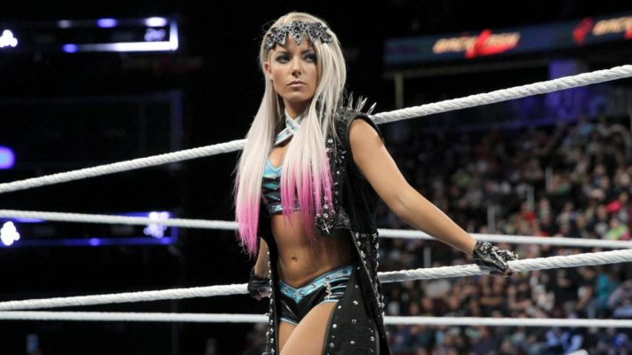 Image result for Alexa Bliss at 2018 WWE Backlash