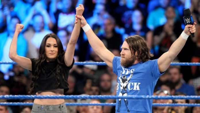 Image result for daniel bryan and brie