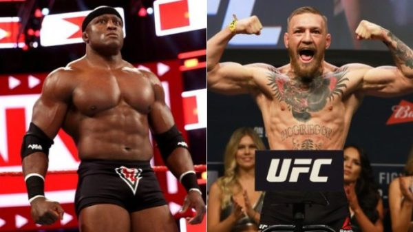 Bobby Lashley Thinks Conor McGregor Is Too Small To Be WWE ...