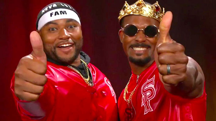 Details On Why The Street Profits Haven T Wrestled On Wwe Raw