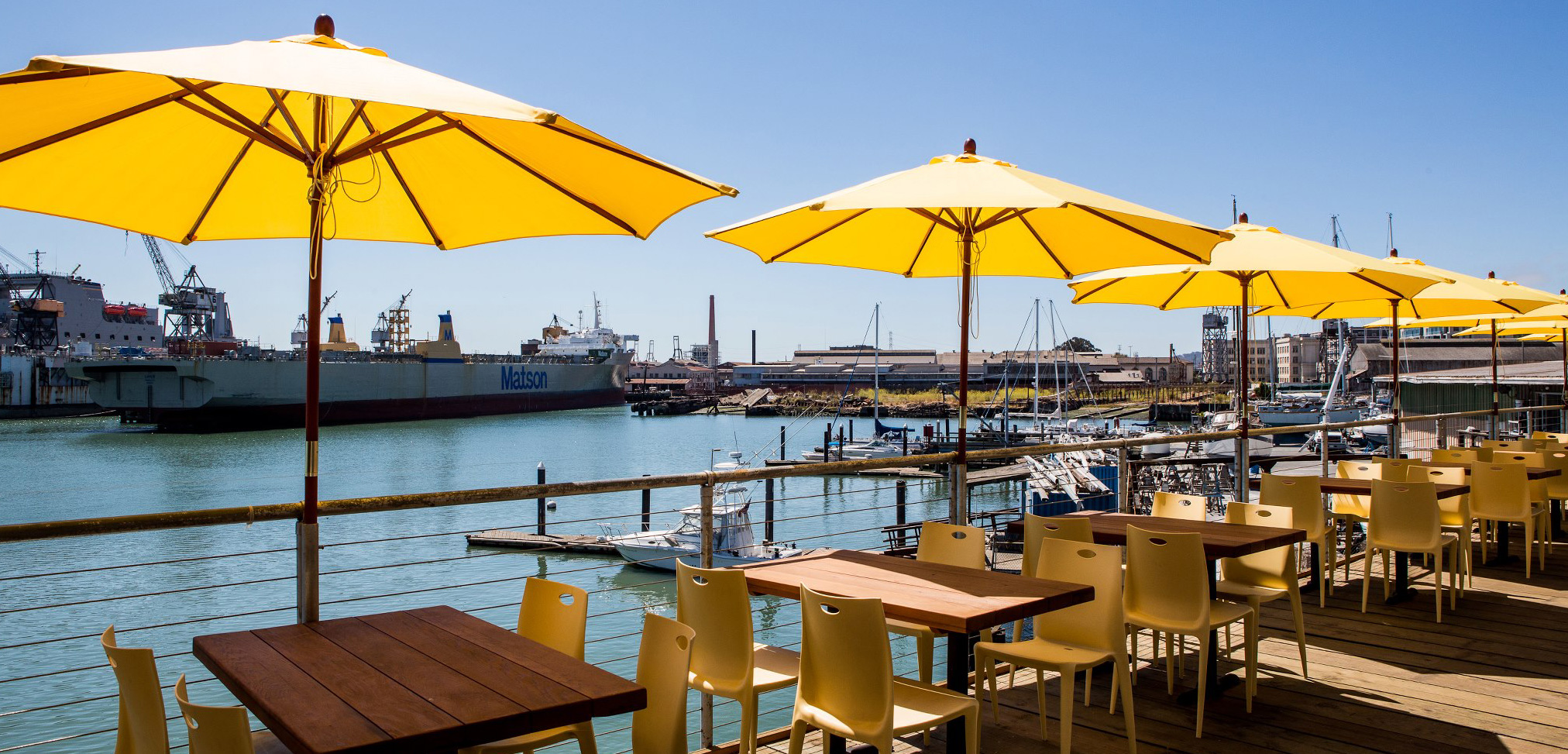 Seafood Restaurants Wharf San Francisco