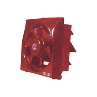 almonard 10 inch 60w red high speed ventilating fan