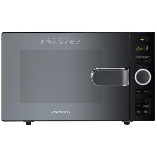 daewoo air fryer microwave oven koc8hbf